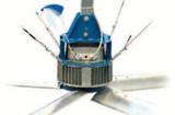 Plafondventilator Abbi PV 7000-EHP_