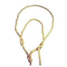 Stierenhalster met touwtje 12 stuks