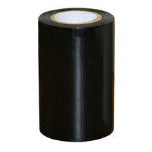 Kuiltape / reparatietape zwart 10 cm - 10 meter