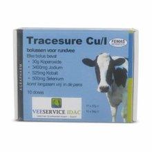 TraceSure® Bolus Kalf CU/I 20st