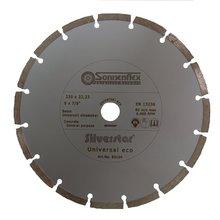 Diamantschijf -gesegmenteerd- 230x2.6x22,23mm