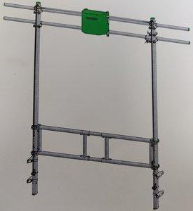 Autolift, passend voor breedte tussen 330-440 cm